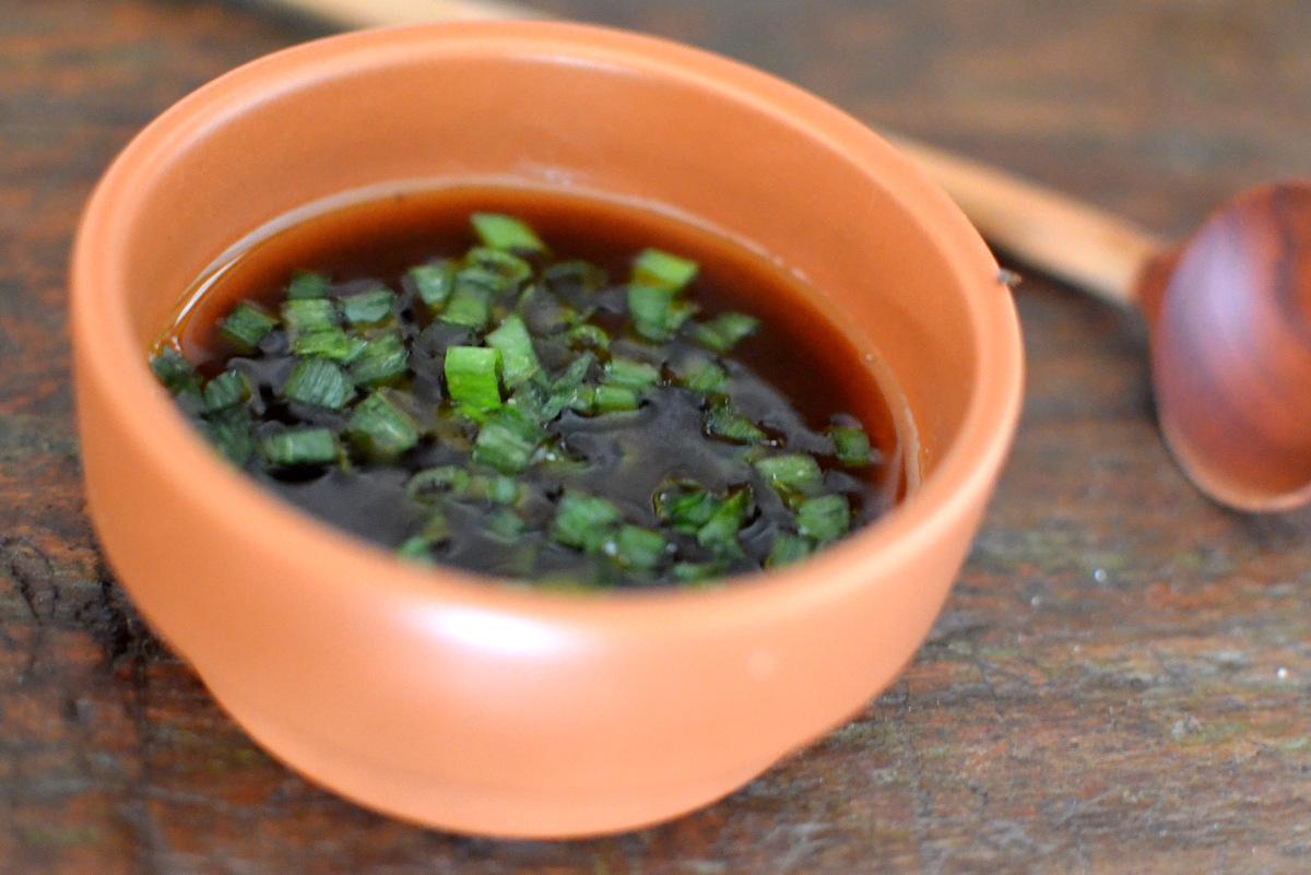 molho com vinagre balsamico