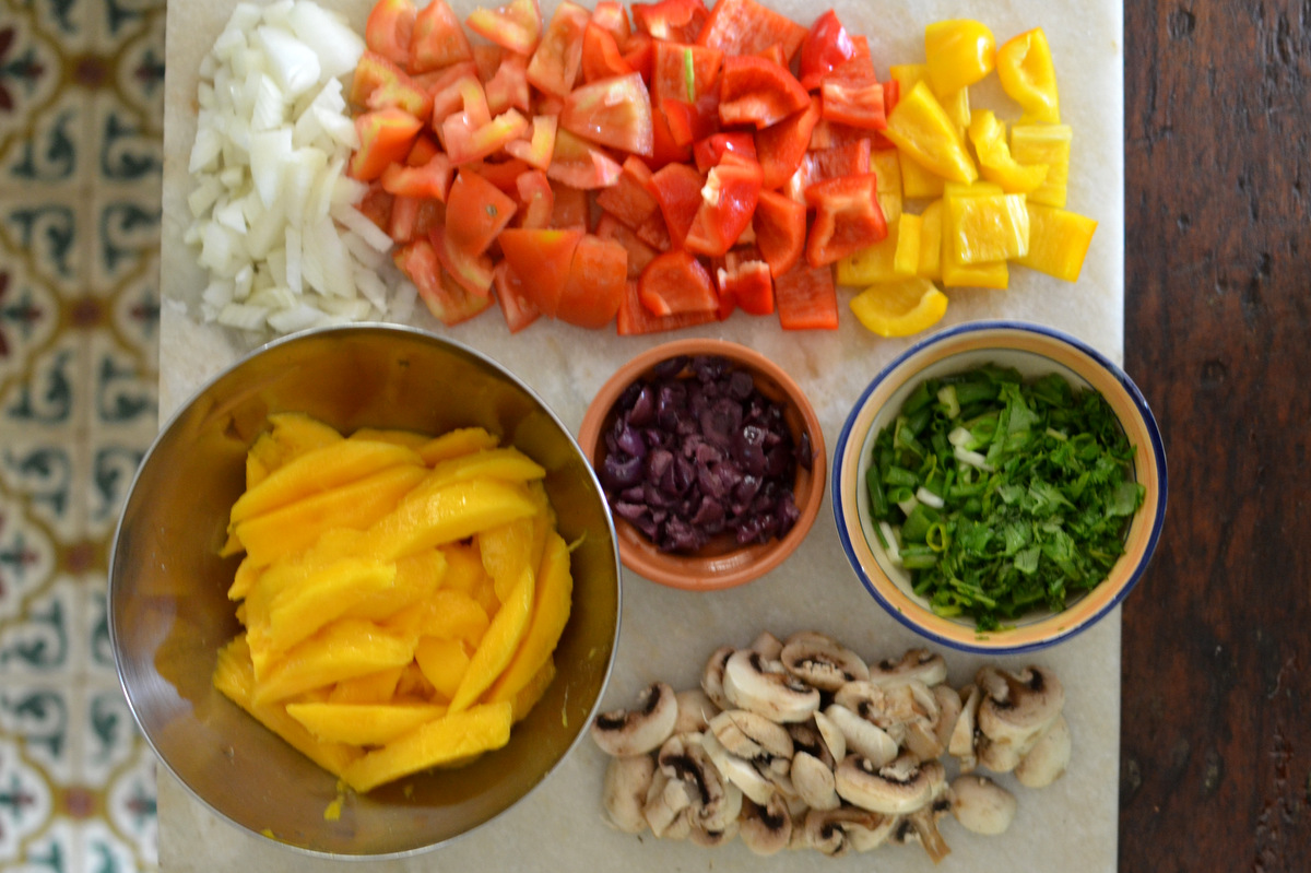 ingredientes salada de pote
