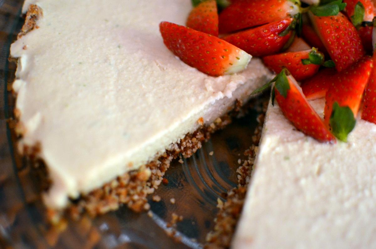 cheesecake sem gluten e sem lactose