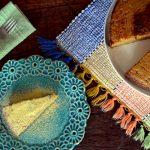 broa de milho com queijo