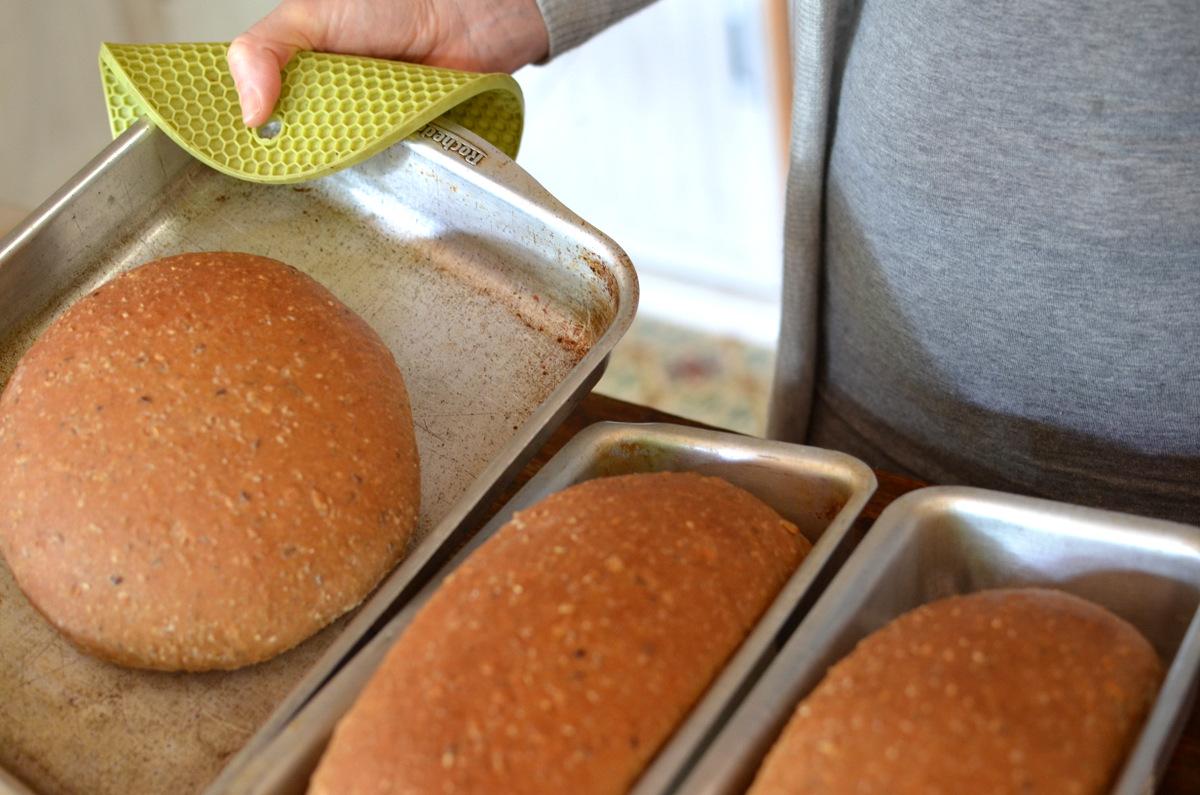 pão 7 grãos receita