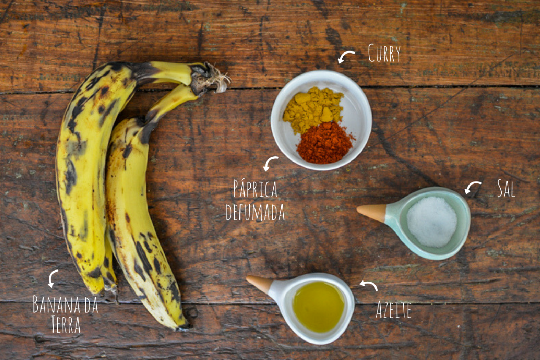 receita banana da terra