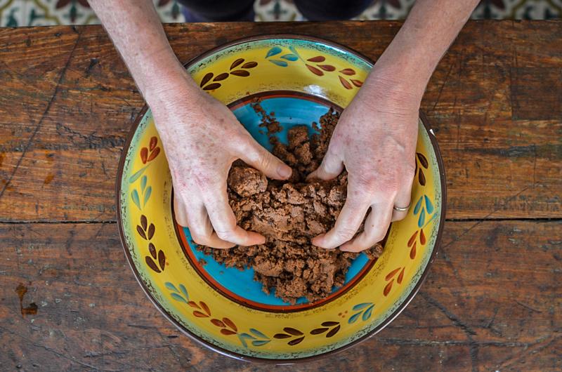 como fazer biscoito de canela