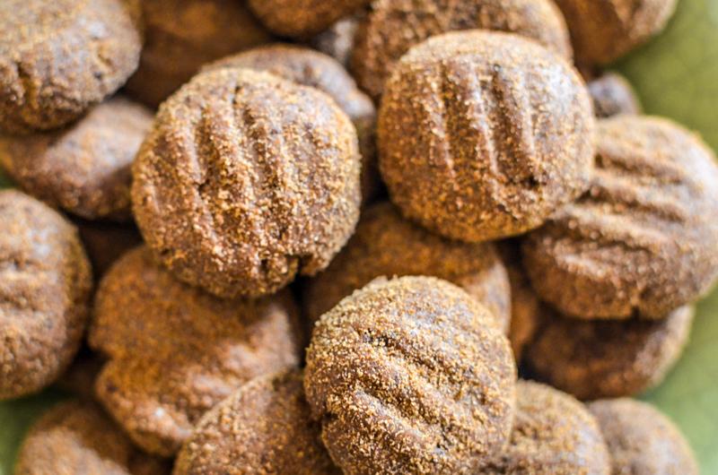 receita facil biscoito amanteigado saudável