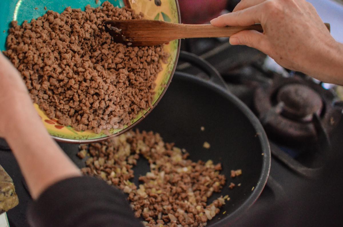 receita de proteína de soja