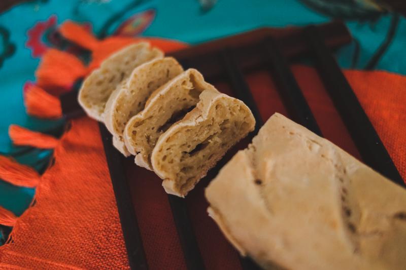 receita de pão de mandioca sem glúten