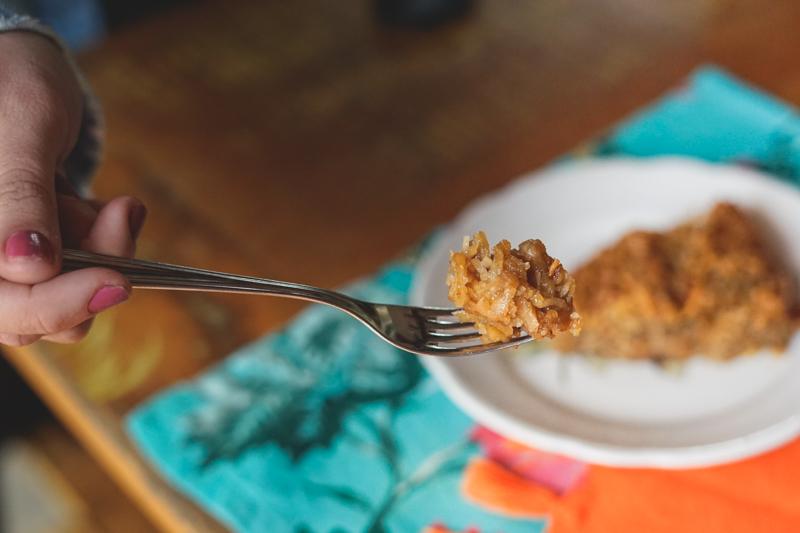 receita de bolo de aipim cremoso