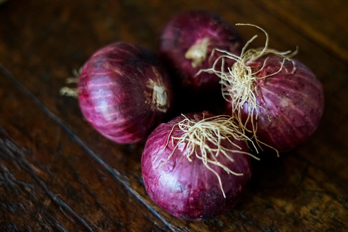 como fazer chutney de cebola roxa
