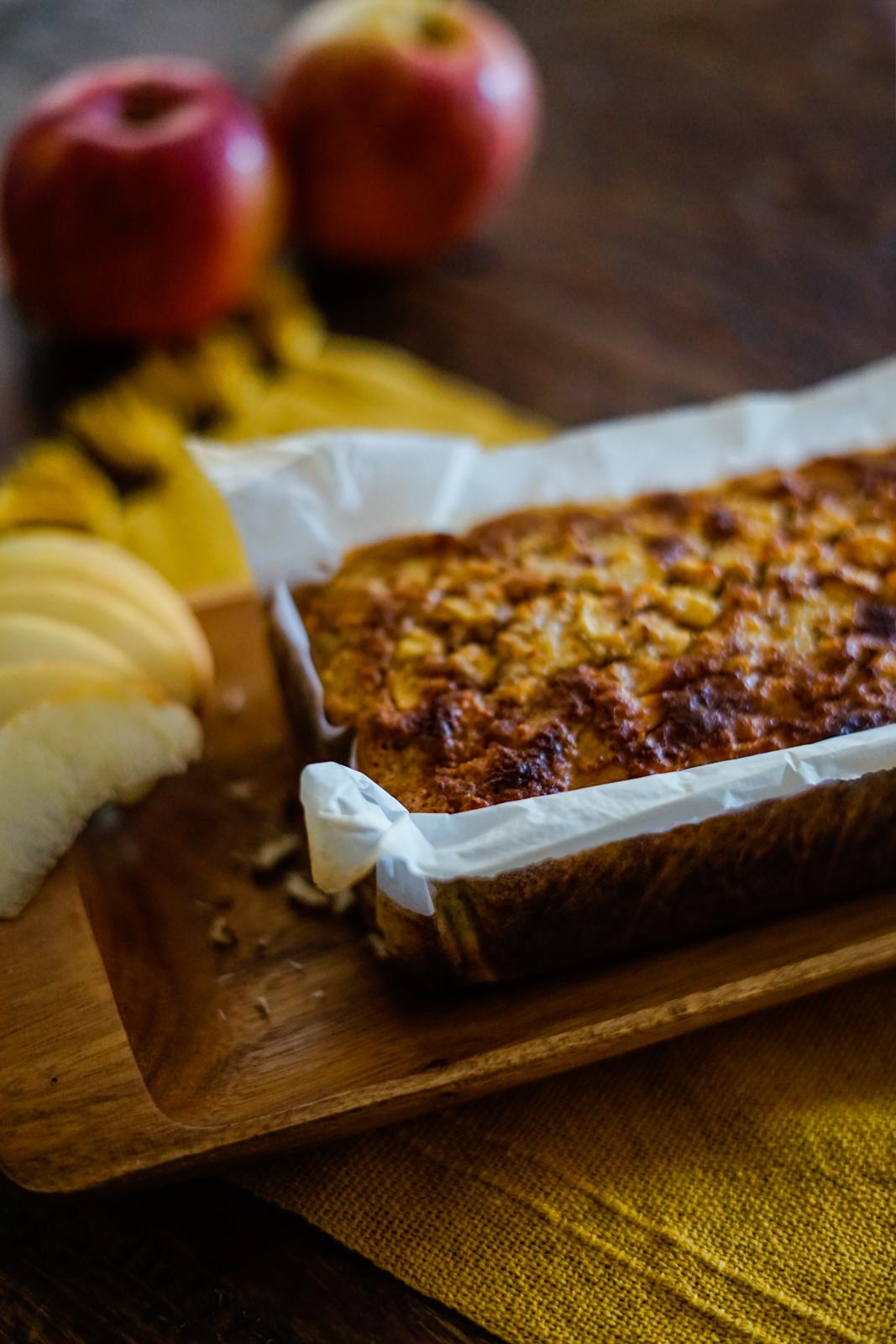 receita de bolo de maçã sem glúten