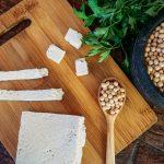 Como fazer Tofu queijo de soja