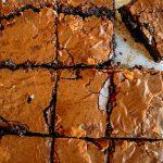 Brownie Funcional sem glúten e sem lactose