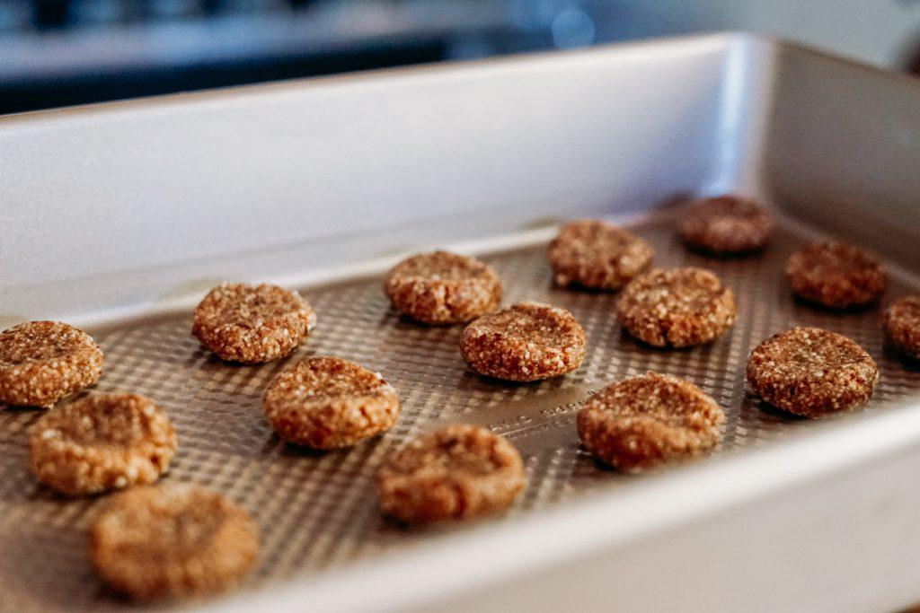 receita biscoitos de amendoa