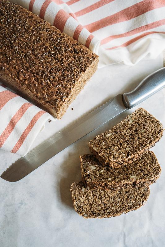 Como fazer pão integral em casa