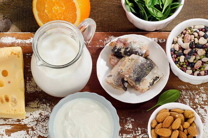 benefícios do cálcio para a saúde